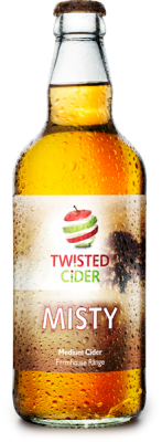 Twisted Cider Misty Cider