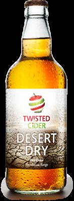 Twisted Cider Desert Dry Cider