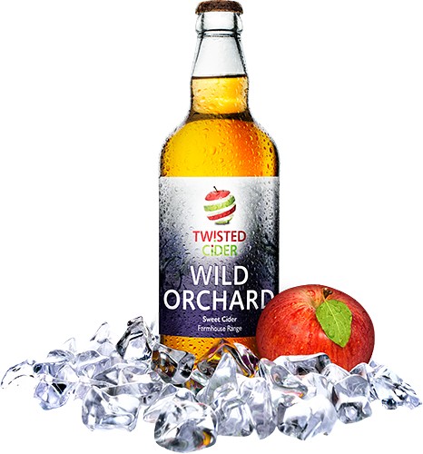Twisted Cider Wild Orchard Cider